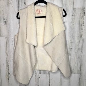 Skies are Blue Sherpa Vest